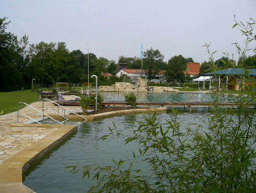 Constructed Wetlands - Natural Swimming Pools